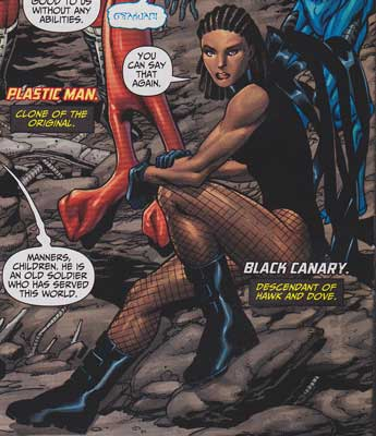 Meet Black Canary