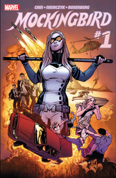 cover, Mockingbird #1